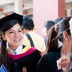 Pascharaporn Graduation Day