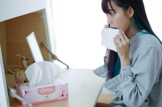 Kleenex Moisture Touch
