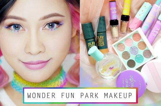 Wonder fun park makeup VDO